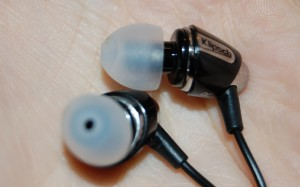 The Klipsch Image S4 earbud